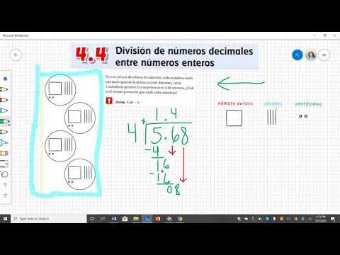 División de números naturales from YouTube · Duration:  4 minutes 30 seconds