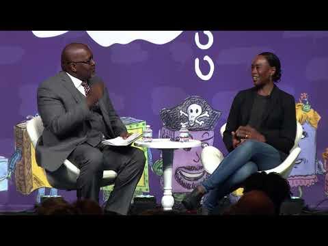 Margot Lee Shetterly: 2017 National Book Festival