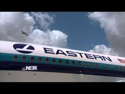 Eastern Airlines is back