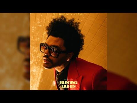 The Weeknd - Blinding Lights (8D AUDIO + 432Hz)