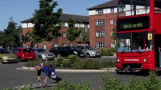 Doug Ellis Centre Double-Decker Bus Pull 23rd July 2012