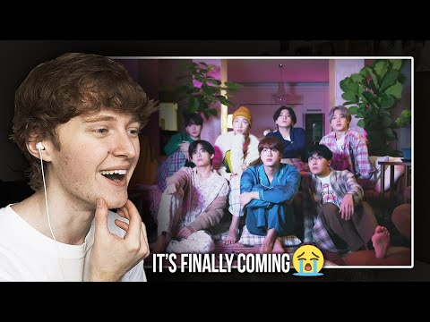 IT'S FINALLY COMING! (BTS (방탄소년단) 'Life Goes On' Official Teaser 1 | Reaction/Review)