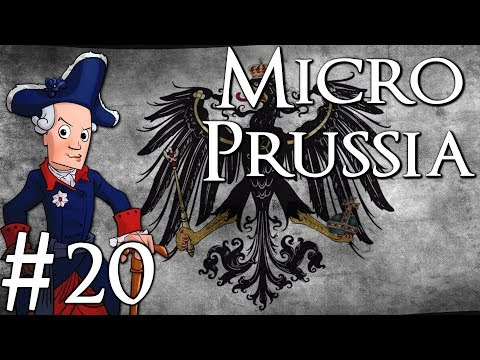 Europa Universalis 4  Rule Britannia  MicroPrussia  Part 20
