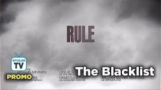The Blacklist 6x04 Promo