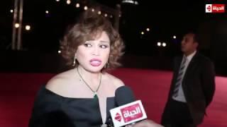 إلهام شاهين: شرف لي أن يكون فيلمي في المسابقة الرسمية لمهرجان القاهرة السينمائي