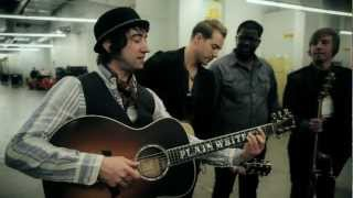 Plain White T's Behind the Scenes - NAMM 2011 with Taylor Guitars