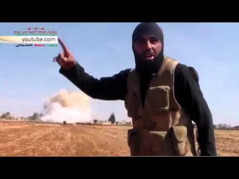Террорист ИГ вышел из себя после удара российской авиации