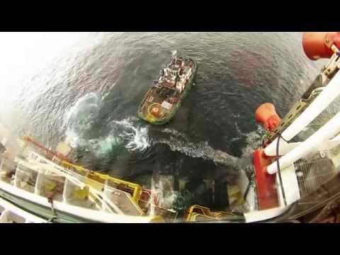 offshore crane opertions