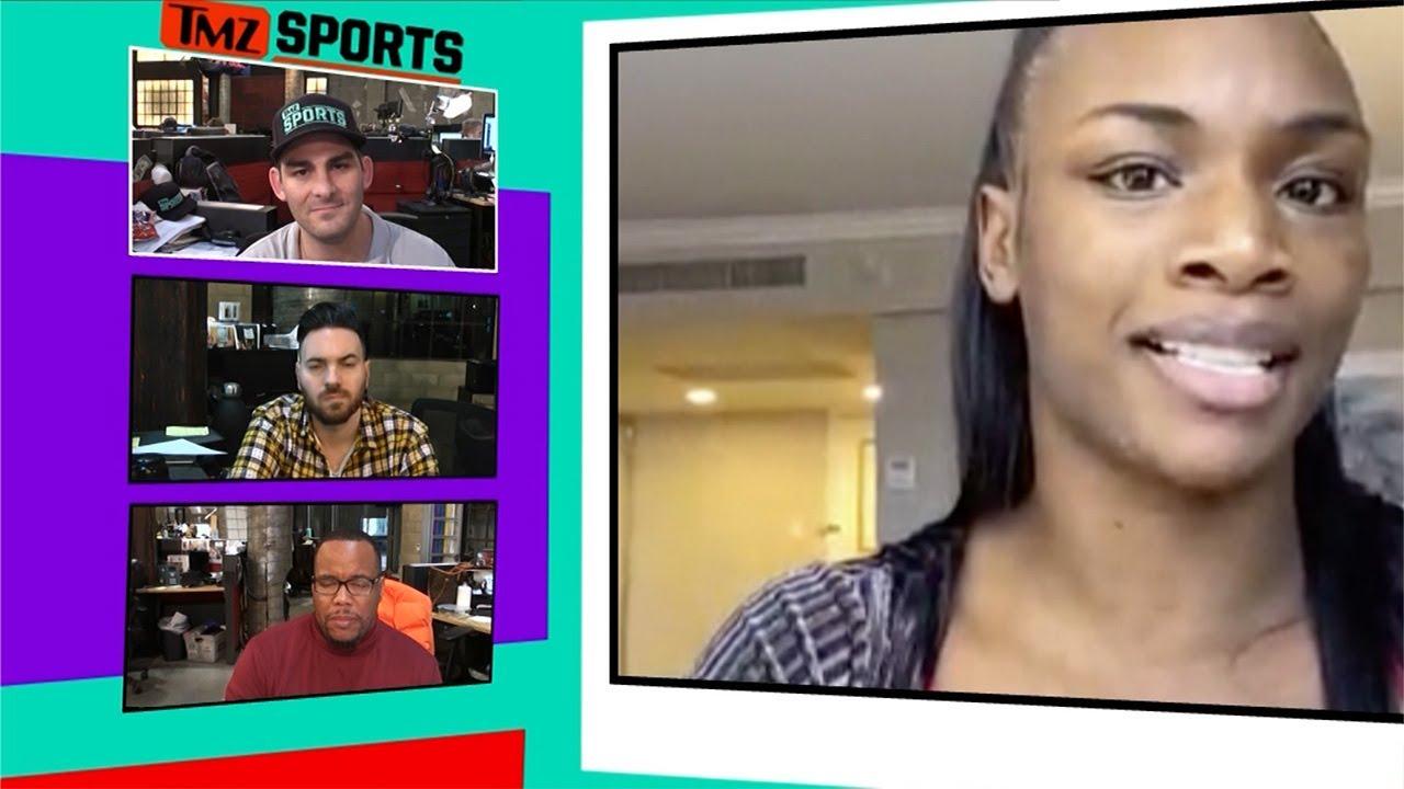 Muhammad Ali Daughter Laila Ali Reacts To Claressa Shields Call ...