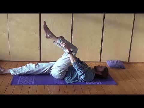 Mindful Hatha Yoga Practice