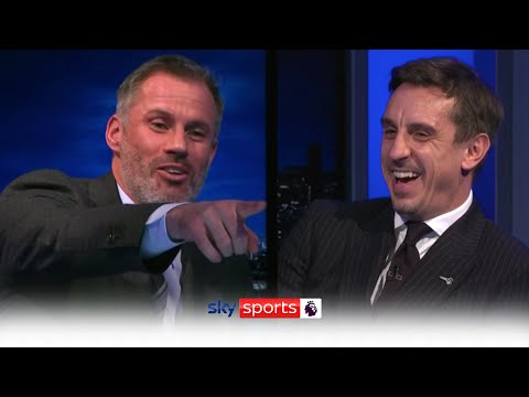 Jamie Carragher & Gary Neville give their 2021 Premier League & Euros predictions