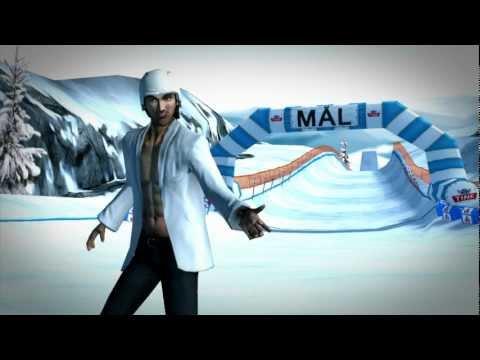 Mr. Melk Winter Games Trailer