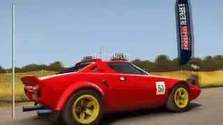 DiRT Rally: Lancia Stratos with XBO Gamepad Demo.