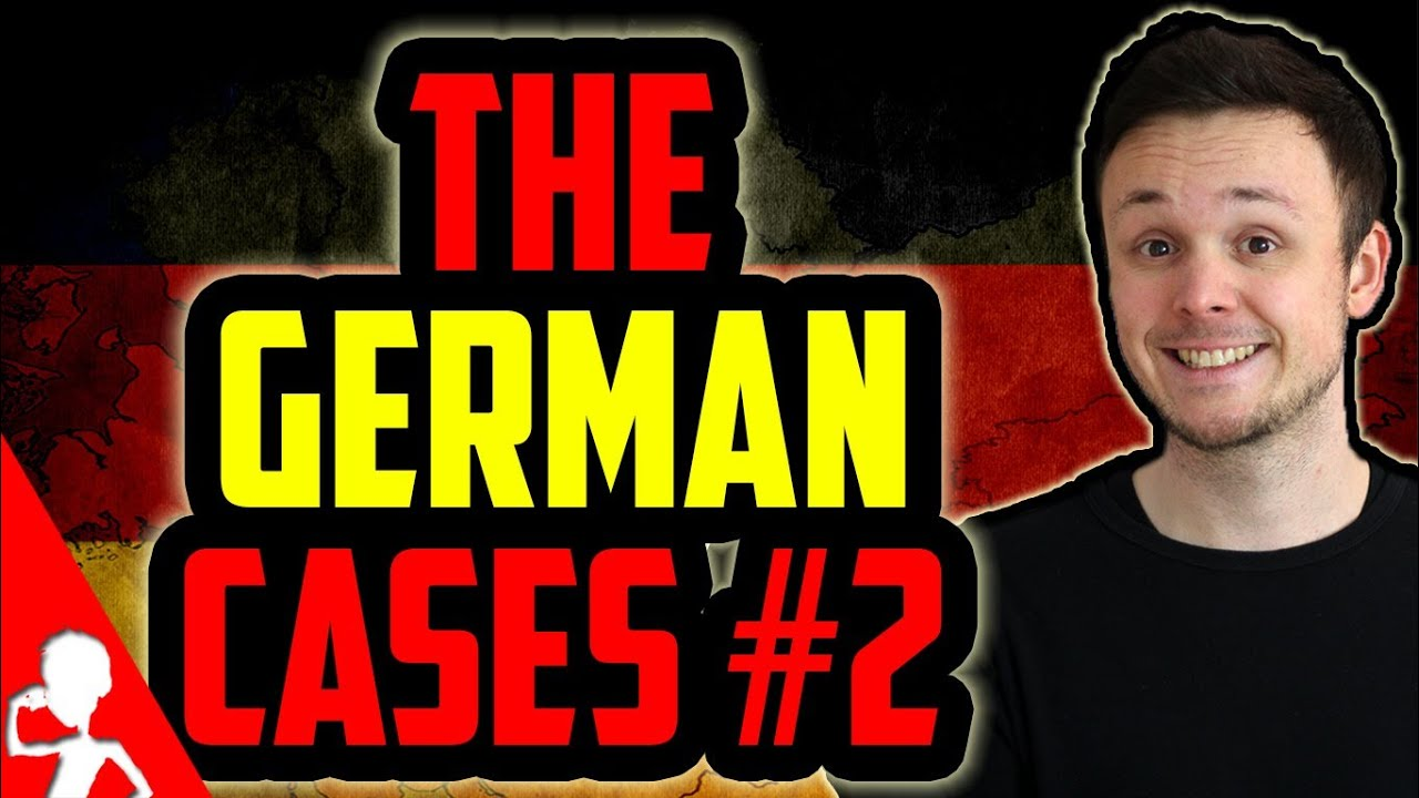 The German Cases | Dative and Genitive - YouTube