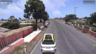 Maddyson & Cake угнали полицейскую машину в Arma 3