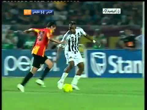 Espérance De Tunis vous propose une performance très impressionnante contre T.P Mazembe