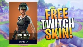 *NEW* FREE TWITCH PRIME EXCLUSIVE SKIN, PICKAXE & EMOTE! - Fortnite: Battle Royale