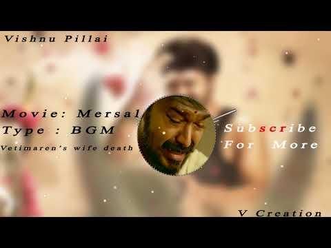 Emotional BGM : Mersal    Vijay , Atlee   