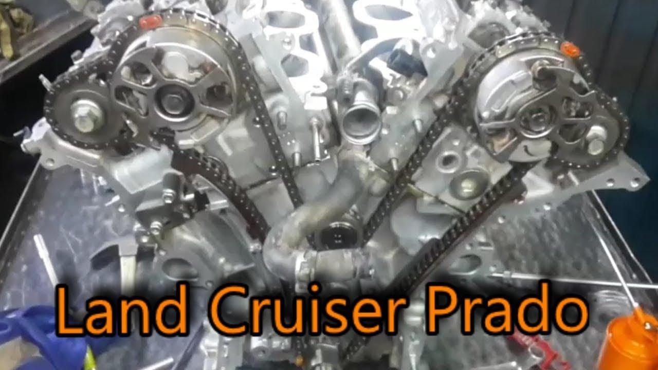 medium resolution of toyota landcruiser 2018 engine timing chain prado engine timing timing chain diagram on land cruiser