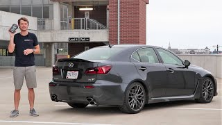 How Much Power Will a RR-Racing ECU Tune Make on My Lexus ISF?