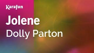 Karaoke Jolene - Dolly Parton *