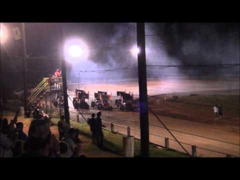 #28 David Forbis @ USA Raceway July 6, 2012
