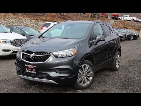 2017 Buick Encore Preferred AWD: In Depth First Person Look