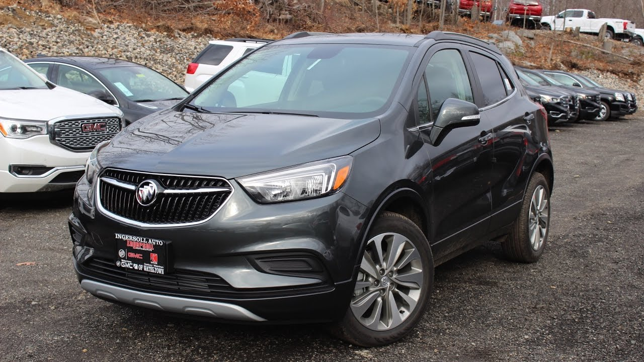 2017 buick encore preferred awd in depth first person look youtube. Black Bedroom Furniture Sets. Home Design Ideas