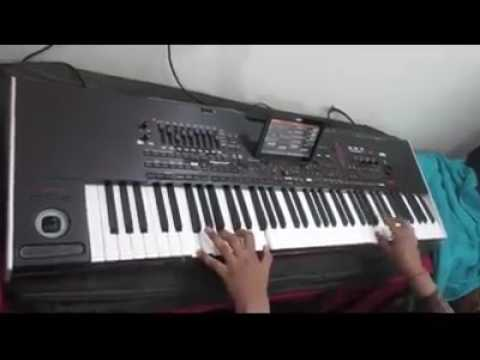 Dulhe ka sehara suhana Instrumental cover by my friend avinash on korg pa4x