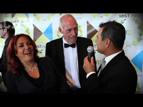 Amorous Pancho Villa - Red Carpet Interview at NYCIFF