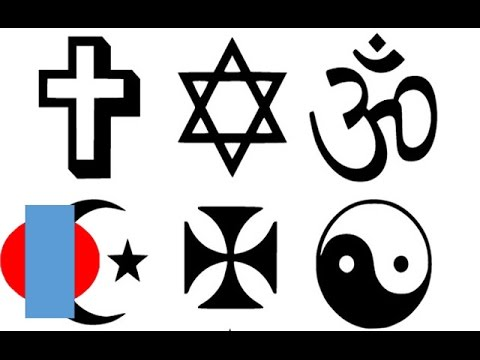 Religious Symbols In Flags Explained Youtube
