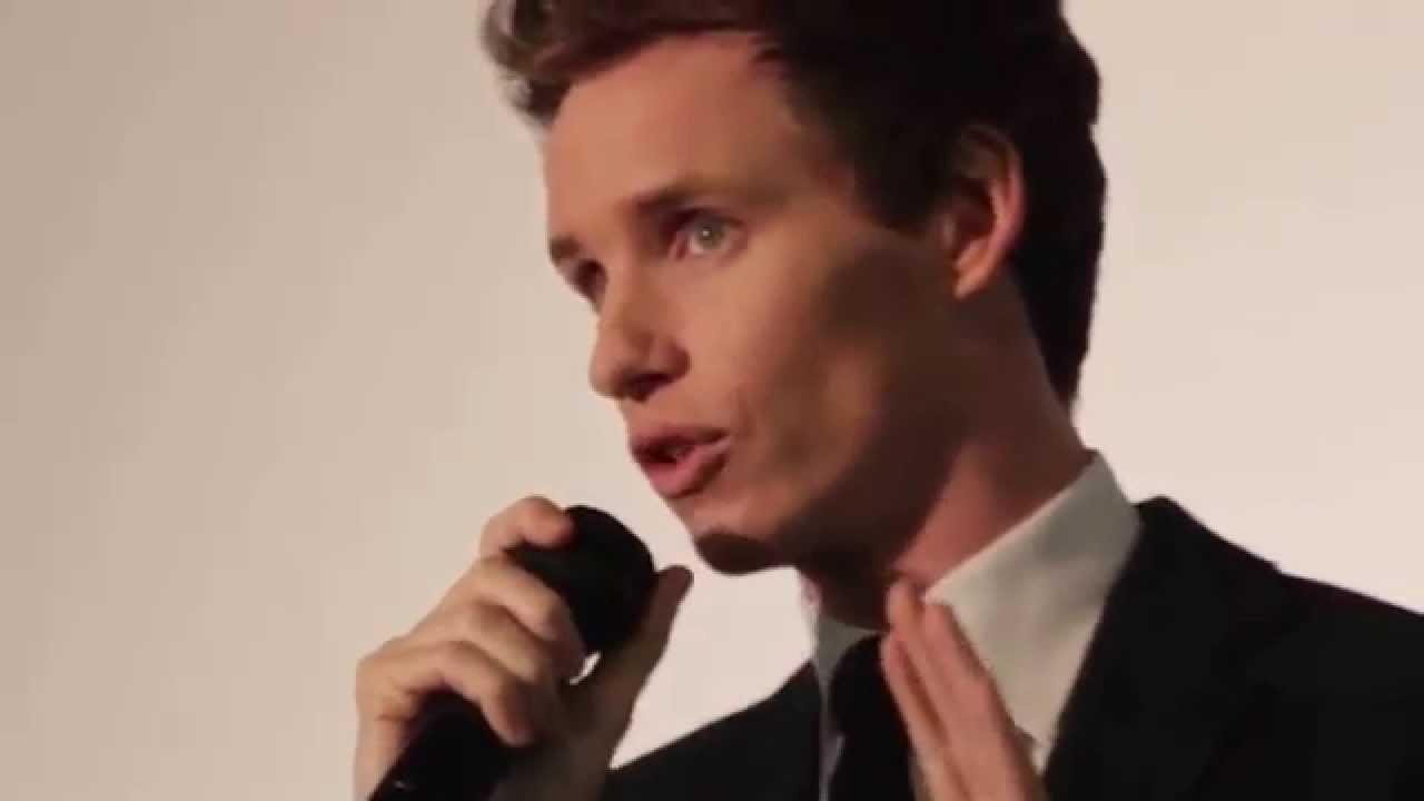 Wer ist eddie redmayne von 2014