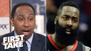 Stephen A., Max get heated over the new-look Rockets | First Take