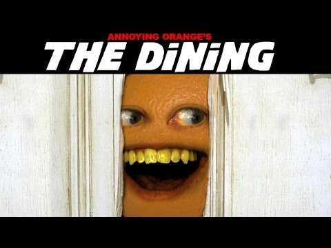 Annoying Orange - The Dining (The Shining Spoof!)