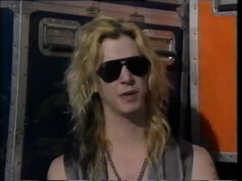 Guns 'n' Roses – Interview with Duff McKagan on Rapido