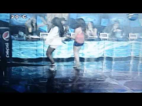 LARISSA RIQUELME ft MILY LA K-CHORRITA - AMIGA MIA