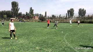 FC Ararat Yerevan training (10.09.2015)