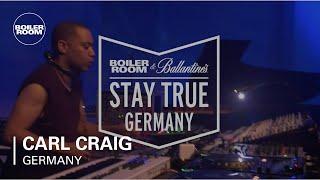 Carl Craig Boiler Room & Ballantine