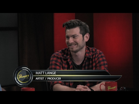 Artist/Producer Matt Lange - Pensado's Place #302
