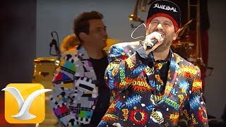 Los Auténticos Decadentes - Los Piratas - Festival de Viña del Mar 2017 - HD 1080p