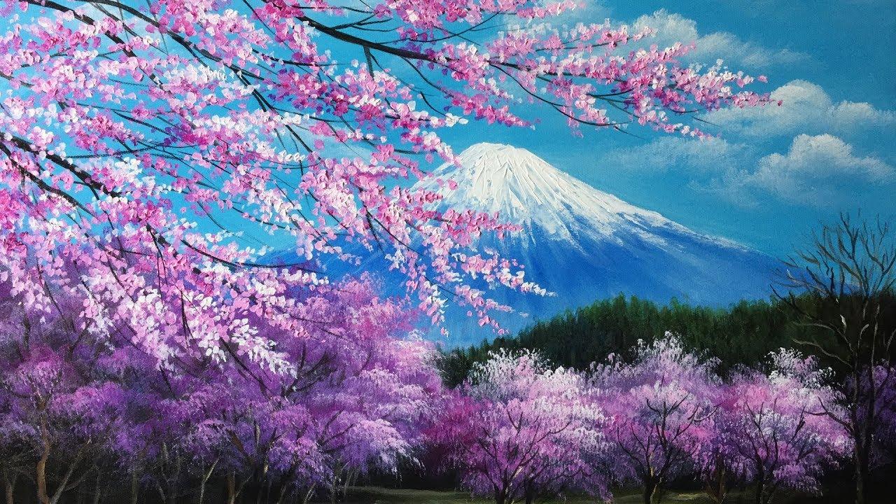 Famous Purple Painting