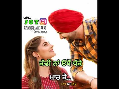 Calender Trekkan Jordan Sandhu Whatsapp Status | Latest Punjabi Songs 2019 | Punjabi Whatsapp Status