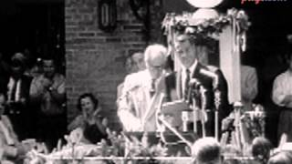 1955 BASEBALL HALL OF FAME Induction