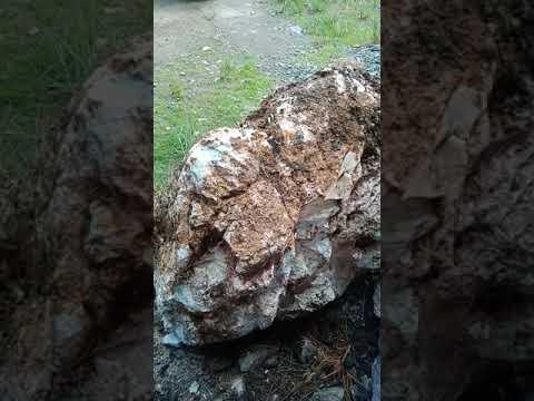 Bongkahan Batu Akik Asli