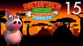 Let's Play Donkey Kong Country Tropical Freeze Part 15: Homebound