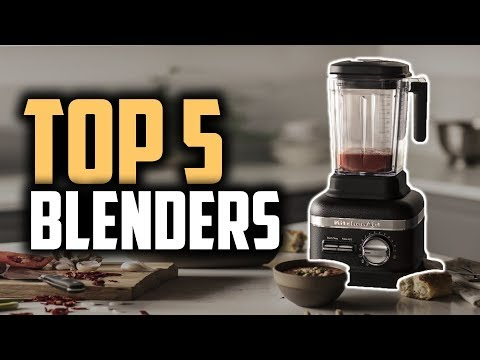 Best Blenders In 2019 | Make Great Smoothies, Soups & More!