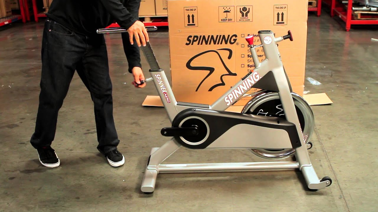 53dd23cde5c How to Assemble your Spinner® Bike. Spinning