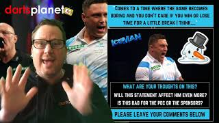 This video covers the tweets that Gerwyn 'The Iceman' Price posted ...