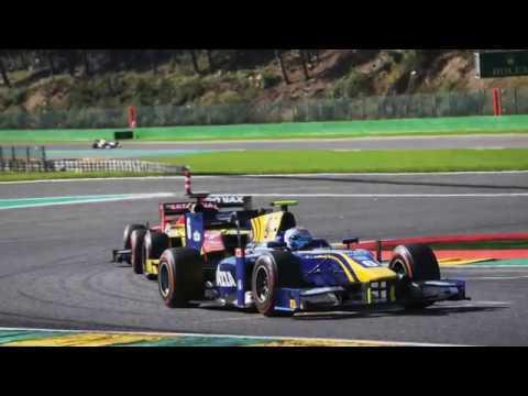 Latifi lowdown: Belgium F2 track guide