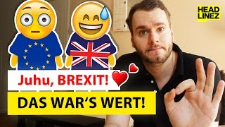 "Juhu, Brexit! ""DAS WAR"
